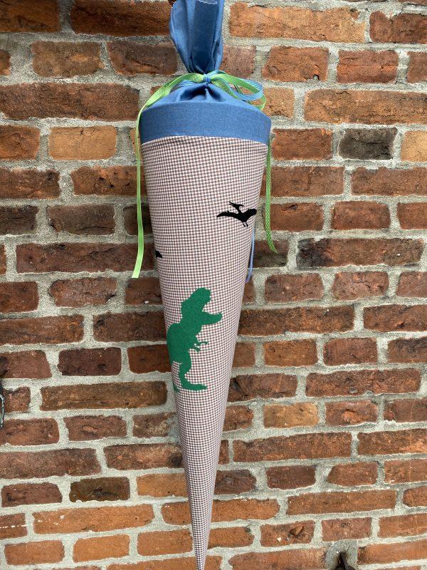 Schultüte 70cm Dino