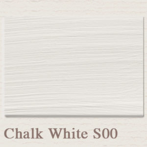 Painting the Past Chalk White