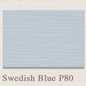 painting the past swedish blue