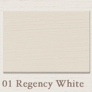 Painting the Past Regency White