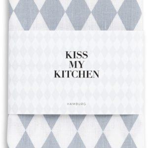 kiss my kitchen Geschirrtuch
