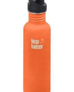 Klean Kanteen Flasche orange