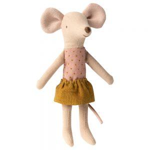 Maileg - große Schwester Maus in der Schachtel