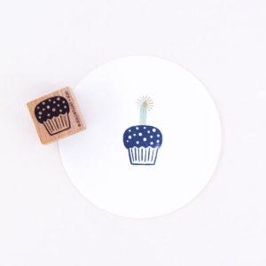 Stempel Muffin